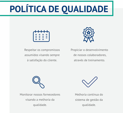 Política de Qualidade Wechsel