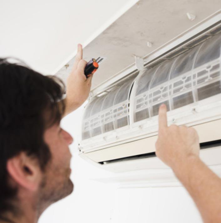 Serviço de Manutenção de Ar Condicionado da Wechsel